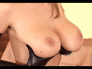 Busty beauty Edo makes a welcome return and she is