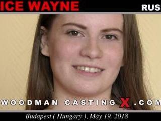 Alice Wayne casting