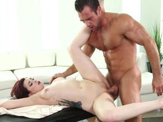 Amber Ivy Erotic Massage Fuck Action