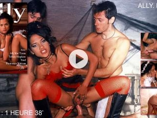 Ally Mac Tyana Ally le film  : The famous French p