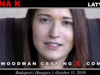 Mina K casting