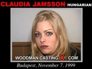 Claudia Jamsson casting