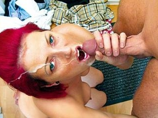 Gorgeous Redheaded Milf