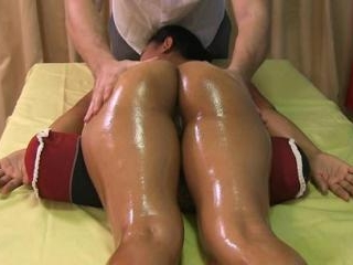 Hot and Sexy Nanai visits a local spa with a male