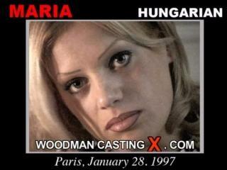 Maria casting