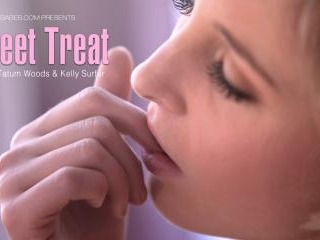 Tatum Woods and Kelly Surfer in Sweet Treat