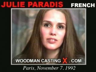 Julie Paradis casting
