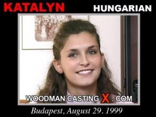 Katalyn casting