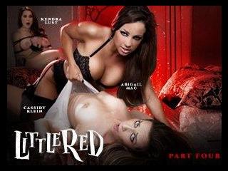 Little Red: A Lesbian Fairy Tale: Part Four