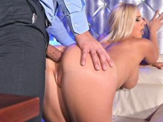 One On One - Blonde Dancer Ass Fucked At The Strip