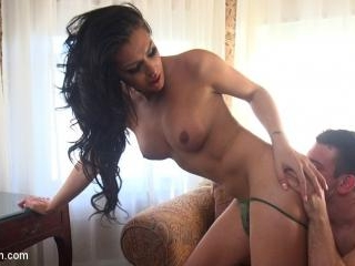 Chanel Santini Gives And Takes... And Takes