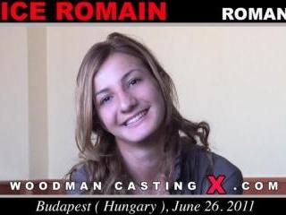 Alice Romain casting