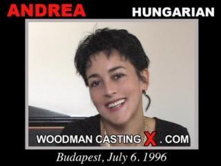 Andrea casting