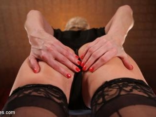 Tongue bath to Mistress Ashley Fires POV bonus!