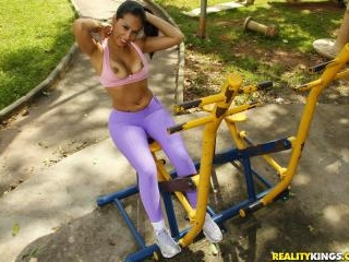 Fitness Fuck