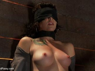 Total Amateur Gets Tied up and Dominated for the F