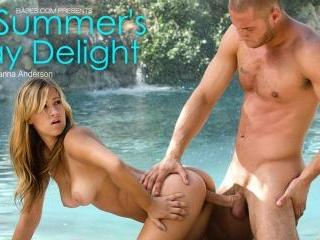 Alanna Anderson in A Summer\'s Dday Delight