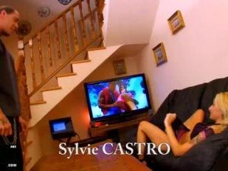 Porn video :   Sylvie Castro Rob Diesel