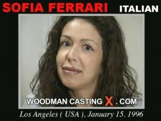Sofia Ferrari casting