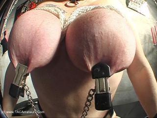 Torture My Big Tits Pt2