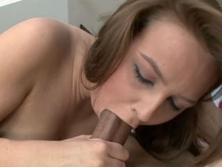 Petite brunette Pressley Carter gets her tight twa
