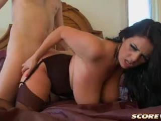 Arianna Sinn in Busty Ariannas Sexxxy Timea
