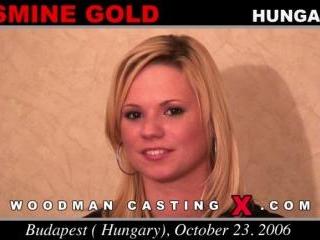 Yasmine Gold casting