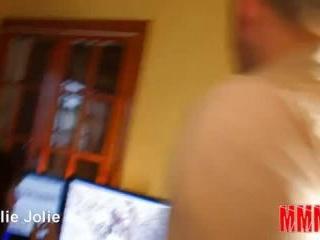 Porn video :   Amelie Jolie Moisex Juan Z