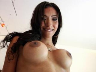 Sadie Santana in Up That Black Ass
