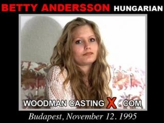Betty Andersson casting