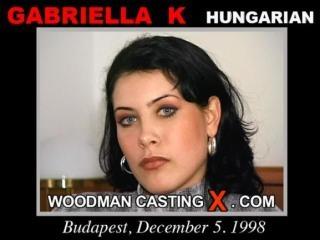 Gabriella K casting