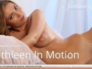 Kathleen In Motion