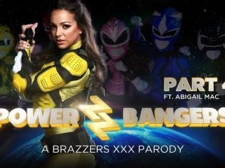 Power Bangers: A XXX Parody Part 4