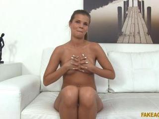 Hot Model Sucks Dick For Top Job
