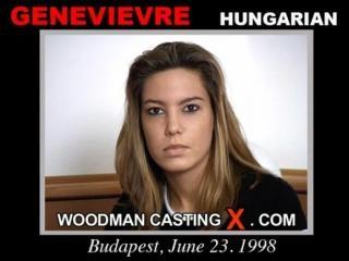 Genevievre casting