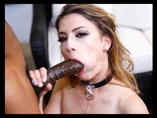 Kristen Scott VS Big Black Cock