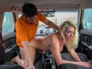 Instructor Seduced By Busty Blonde