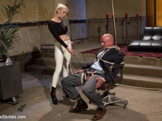Your Cock Puts You At a Disadvantage In My Dungeon