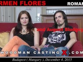 Carmen Flores casting