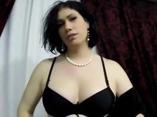Busty TS ScarlettAnnEvans Webcam