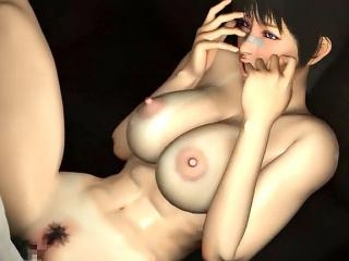 Passionate and wild 3d sex video