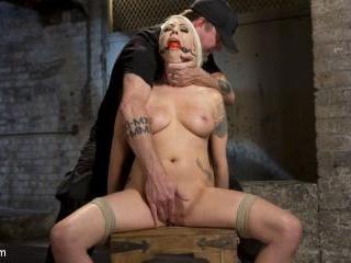 Lorelei Lee Submits to Extreme Bondage and Gruelin