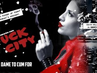 Fuck City - A dame to cum for - Trailer
