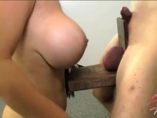 Eva Notty Ball Busting Auditions 2