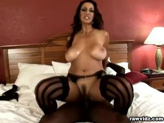 MOmmy Wants Some Big Black Cock