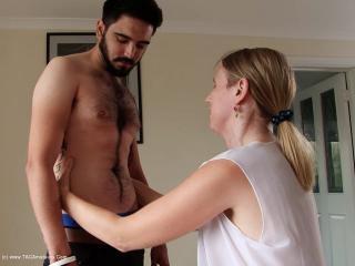 Sammie Slut Meets Young Liam Pt1