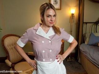 The Curious Maid