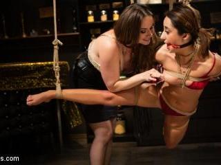 Virgin Lesbian Witchcraft: Chanel Preston Enchants