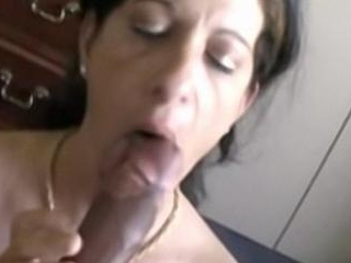 Lizybel Shows Off Her Amazing Cock Sucking Skills