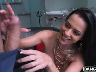 Ramon\'s Monster Cock in My Pussy and My Ass